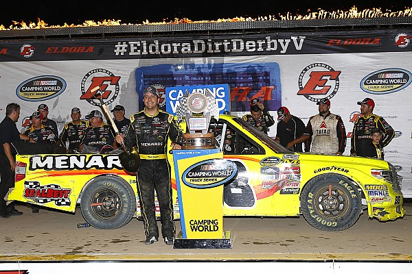 Crafton supera Friesen e vence em Eldora