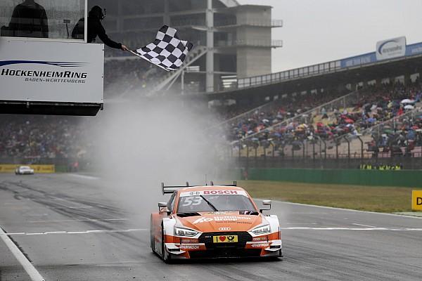 DTM Hockenheim DTM: Green overcomes penalty to win Sunday race