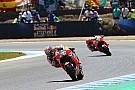 【MotoGP】2位のマルケス「ペドロサの走りに