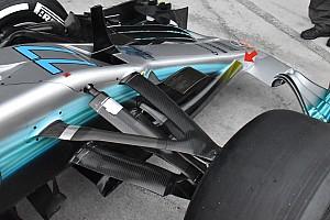Formel 1 Fotostrecke F1-Technik: Detailfotos der Updates für den GP Malaysia 2017