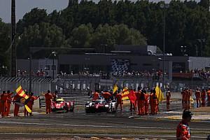 Le Mans レースレポート
