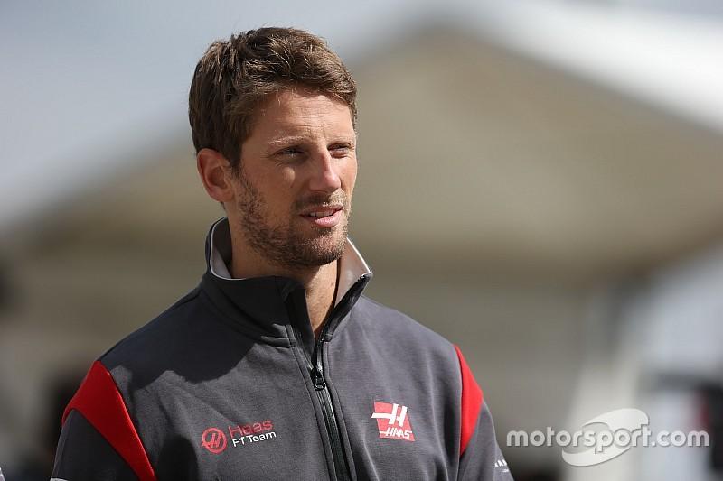 """Wolff: """"Sızlanan"""" Grosjean F1'de olduğu için mutlu olmalı"""