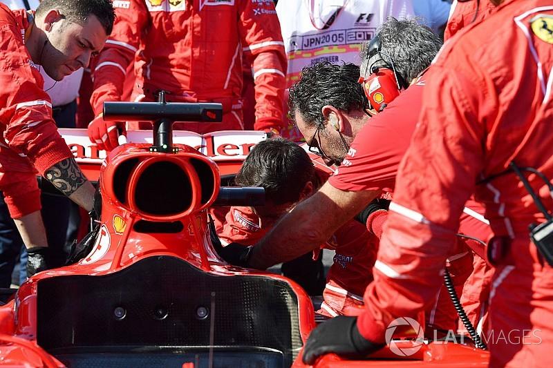 Ferrari precisa de soluções de longo prazo, diz Vettel