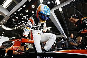 Officiel - Fernando Alonso poursuit l'aventure McLaren