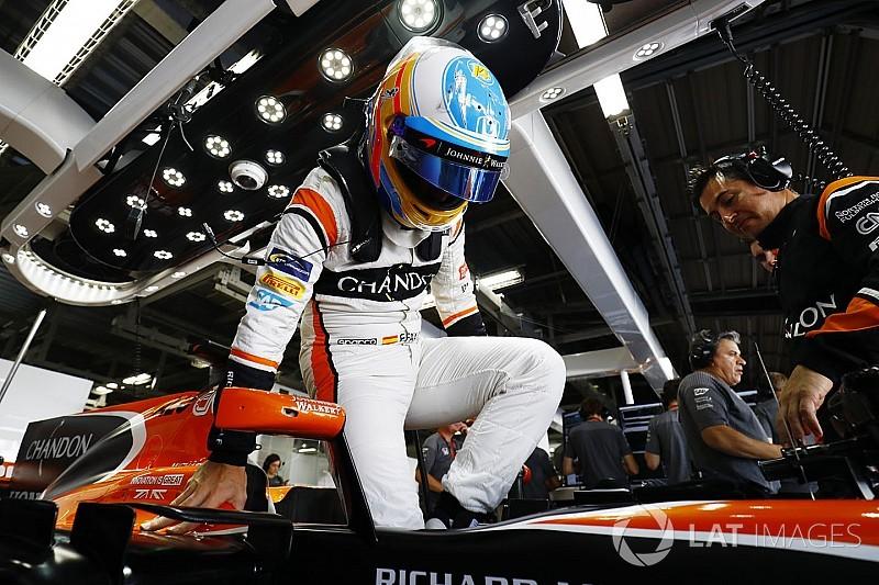 Alonso büszke a nagy felzárkózásra, és a 11. helyre