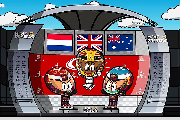 Vídeo: el GP de Japón 2017 de F1, por MiniDrivers