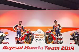 La présentation Repsol Honda en photos