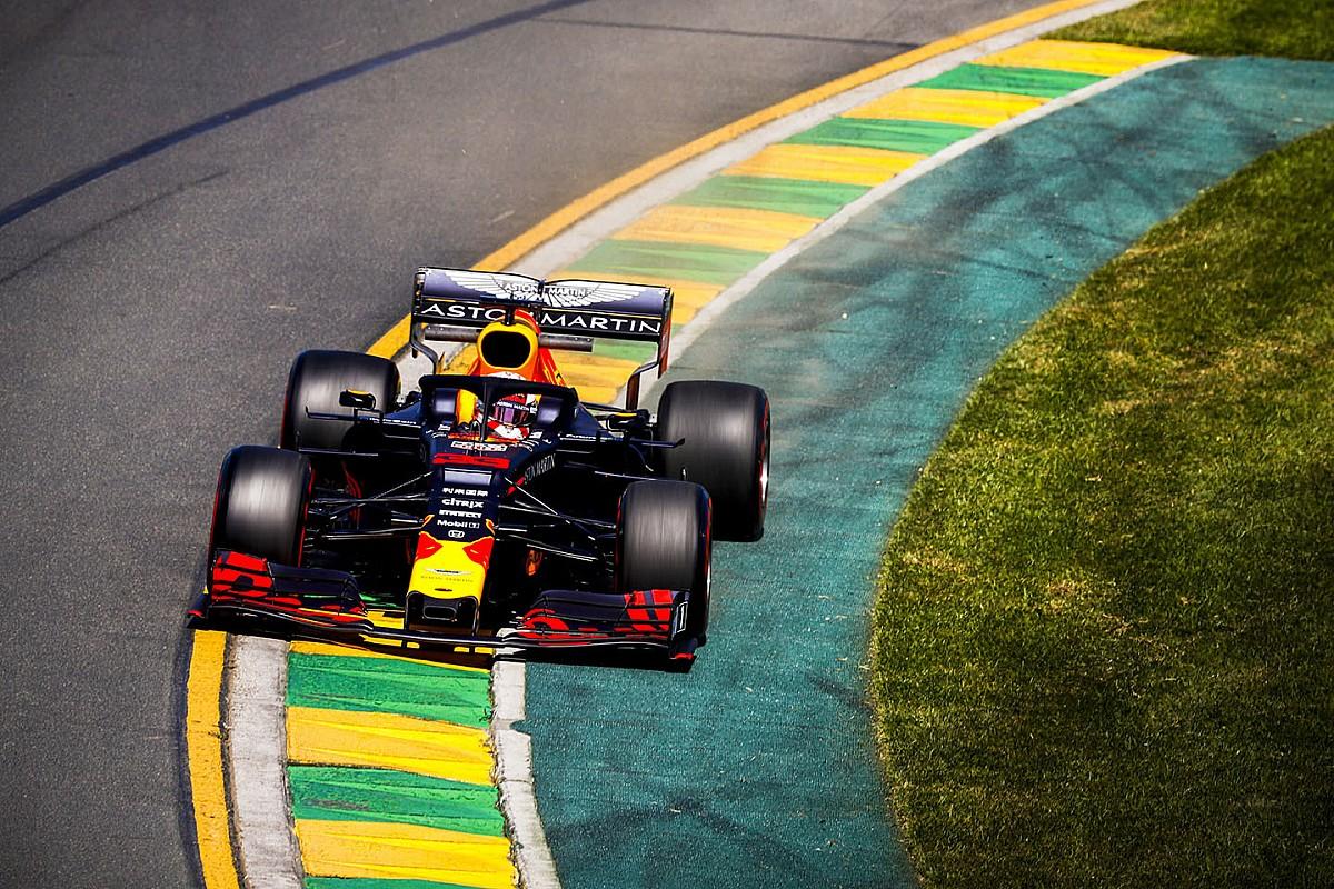 Nieuw chassis voor Verstappen na eerste trainingen in Melbourne