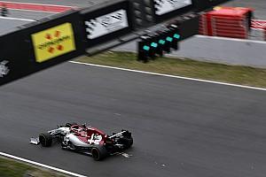 Räikkönen vezeti a harmadik tesztnapot Vettel és a Ferrari előtt: utolsó a Mercedes