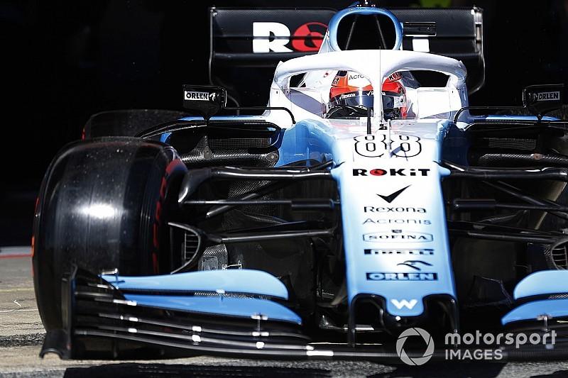 Kubica maar 'twintig procent' voorbereid op F1-rentree in Melbourne