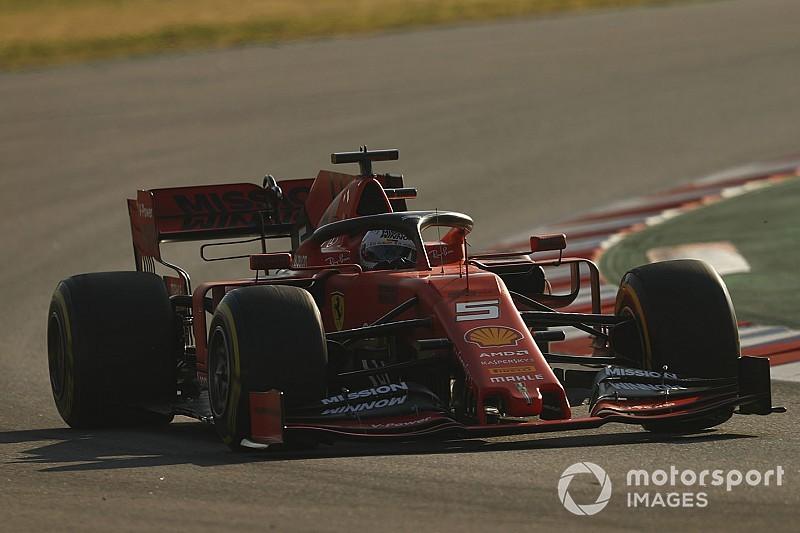 Тести Ф1 у Барселоні, день 8: Феттеля та Хемілтона розділило 0,003 секунди