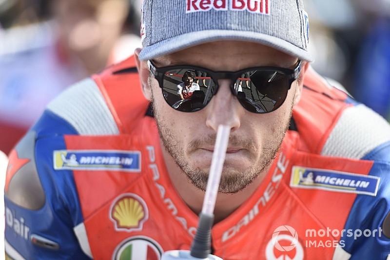 Miller was set to replace Lorenzo before Japan crash