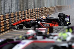 Вылет Флерш на Гран При Макао: анализ места аварии