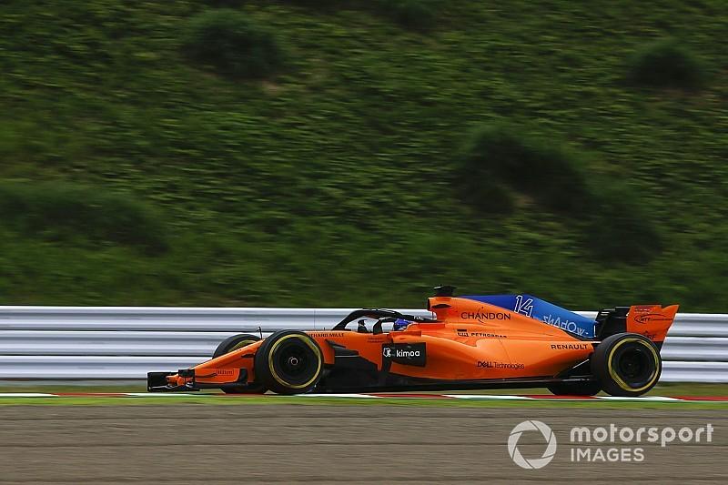 Alonso: egész hétvégén lassúak vagyunk, nem lepett meg az időmérő