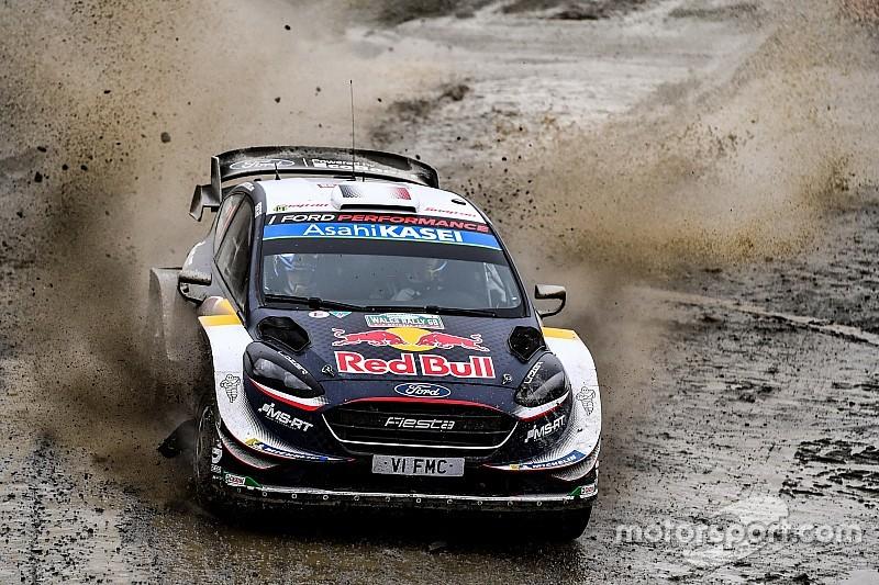 WRCラリーGB:ラトバラ、オジェ...