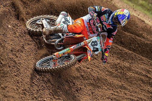 Herlings bezorgt Nederland P1 in kwalificatie Motocross of Nations