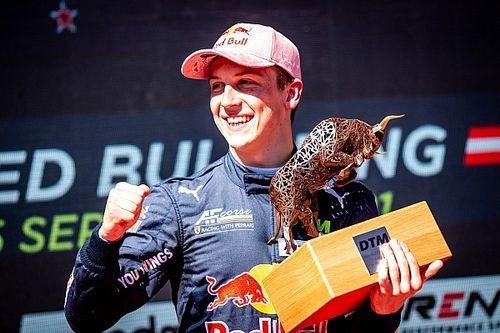 Lawson double la mise au Red Bull Ring et revient sur Van der Linde