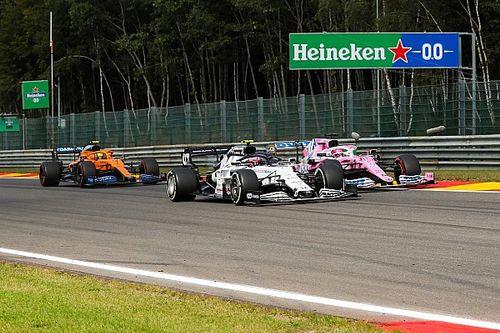 F1: da Monza consentita la modalità sorpasso. Ecco come funziona