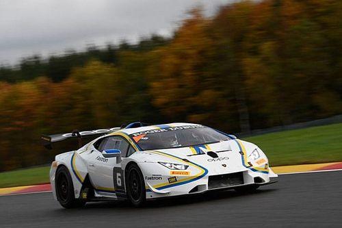 Lamborghini Super Trofeo: Kangas-Nemoto nella doppietta VSR a Spa