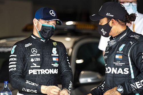 """Mercedes must avoid """"exuberance and depression"""" over driver form"""