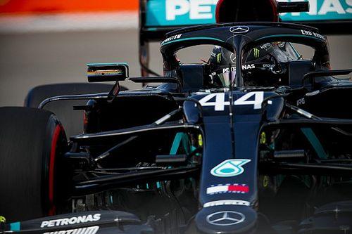 Hamilton majdnem kiesett, de óriási előnnyel lett övé a pole, Vettel összetörte a Ferrarit az orosz időmérőn!