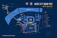 IndyCar confirma su carrera callejera en Nashville para 2021