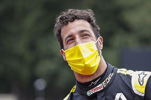 Wer letzte Nacht am besten geschlafen hat: Daniel Ricciardo