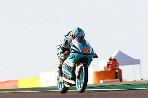 Moto3: Victoria de Masià en Aragón