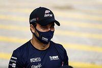 """Pérez pressiona Red Bull por vaga na F1 2021: """"Não posso esperar"""""""