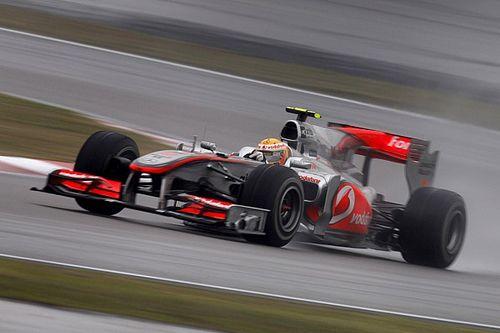 De vijf Formule 1-auto's die voor het hoogste bod werden geveild