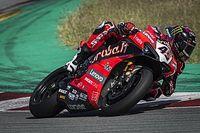 Test SBK Barcellona: Redding porta la Ducati al comando nel Day 1