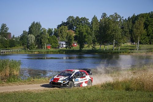 Así queda la general del WRC 2021 tras el Rally de Estonia