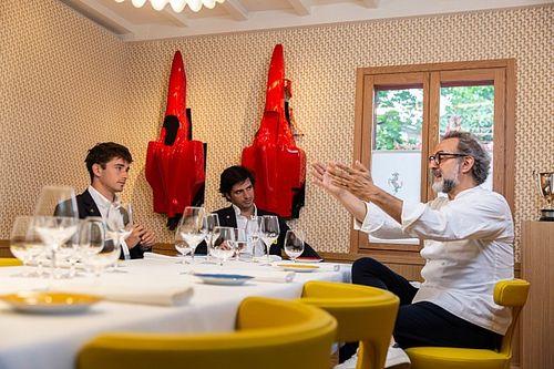 Ferrari: riparte il Cavallino con Bottura chef stellato