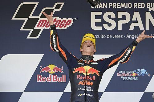 """Acosta: """"Cuanto más preparado llegue a MotoGP, más opciones tendré de ganar"""""""