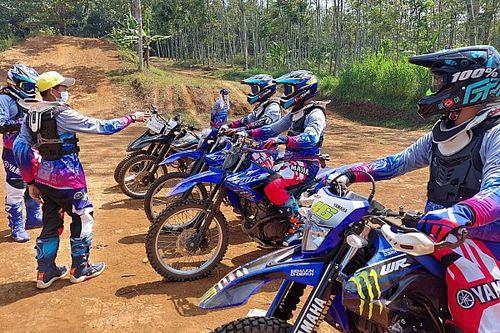 Yamaha Beri Pelatihan Riding Motor Off Road WR 155 R