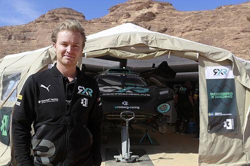 Rosberg Ingin Menginspirasi Lewat Extreme E