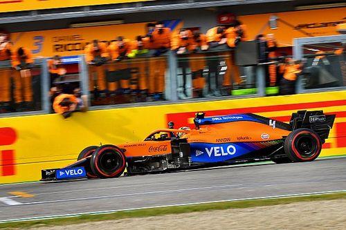A McLaren attól félt, ők mellélőttek a lágy gumikkal
