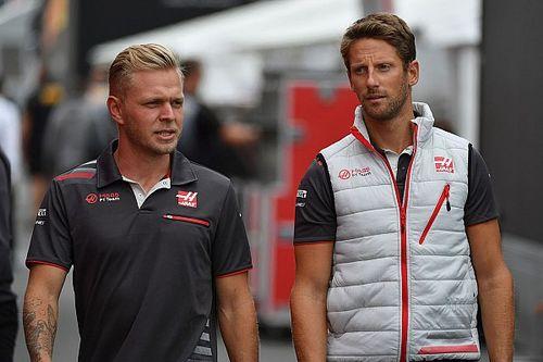 F1: Magnussen e Grosjean não estarão na Haas em 2021, dizem sites