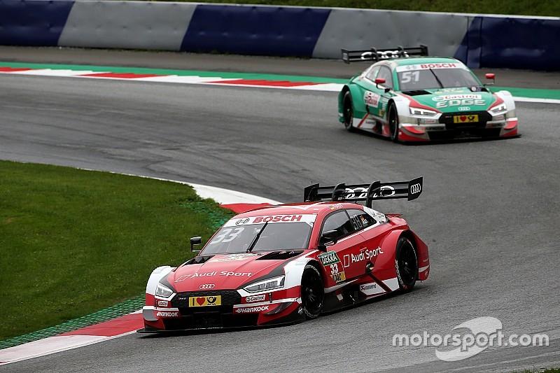 DTM у Шпільберзі: Audi подарувала Расту четверту перемогу поспіль