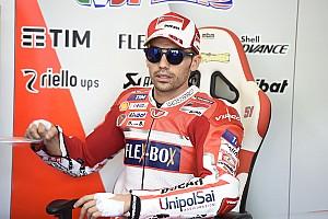 MotoGP Breaking news Pirro inginkan lebih banyak peluang MotoGP