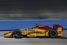 Хантер-Рей — найкращий на сповнених аваріями тестах IndyCar