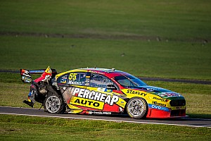 Supercars Breaking news Prodrive Phillip Island set-up 'like survivor'