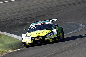 DTM Trainingsbericht DTM 2017 am Lausitzring: Audi mit Bestzeit, BMW ohne Chance