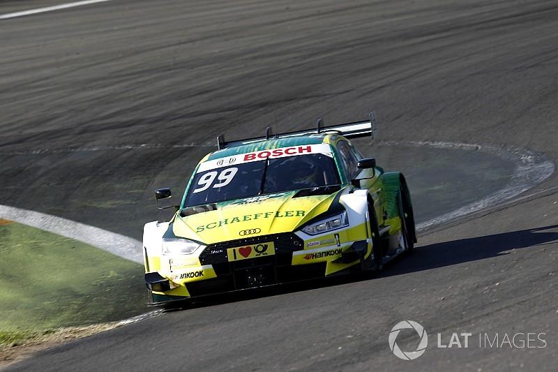 DTM 2017 am Lausitzring: Audi mit Bestzeit, BMW ohne Chance