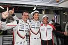 WEC Porsche se lleva la pole en Fuji