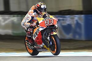 MotoGP Reactions Marquez: Kesalahan kecil buyarkan kemenangan