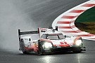 Fuji WEC: Porsche quickest in wet-weather Friday practice