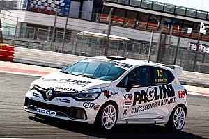 Clio Cup Italia Gara Nicola Rinaldi