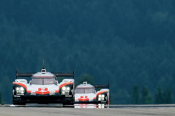 Porsche explique ses consignes d'équipe au Nürburgring