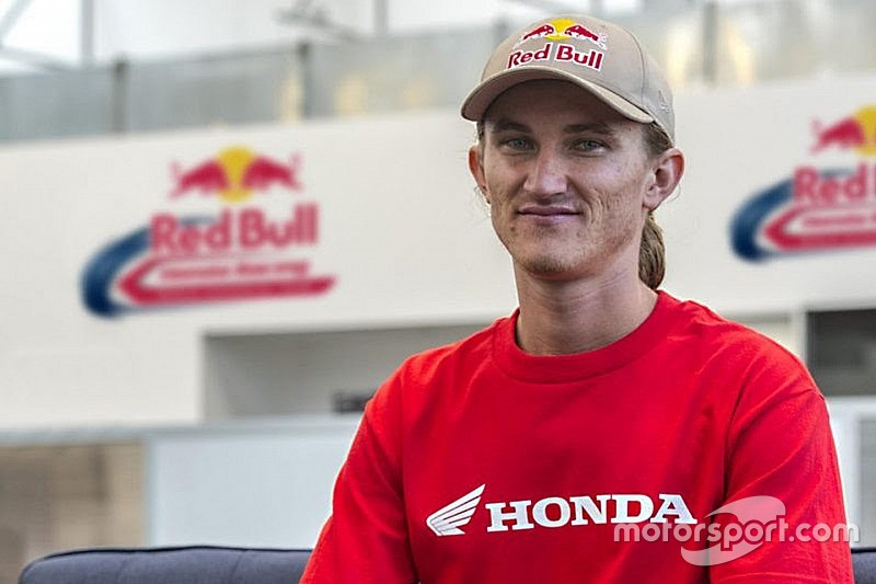 Gagne joins Honda for Laguna Seca WSBK debut
